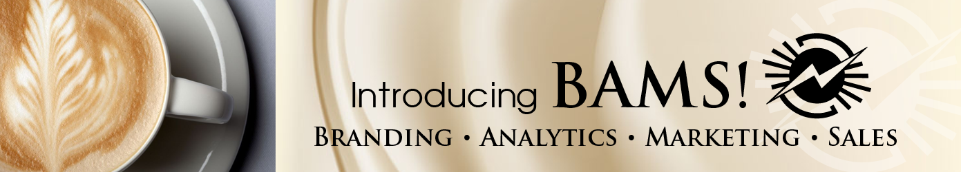 BAMS | Branding | Analytics | Marketing | Sales